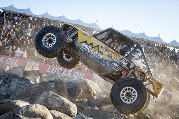 Crowd Pleaser -- 2014 Nitto National Championship