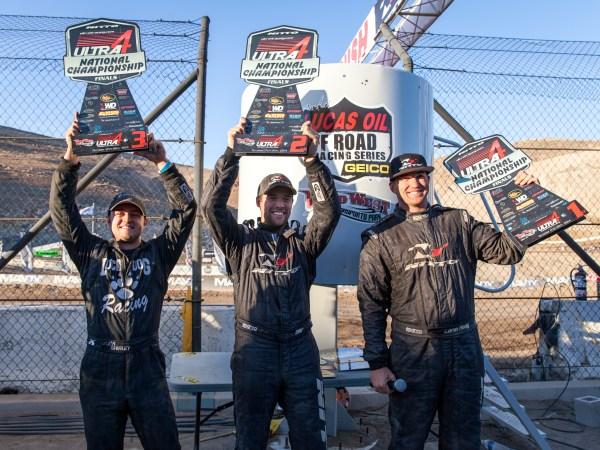 The Three Amigos -- 2014 Nitto National Championship