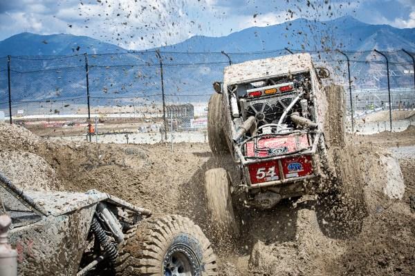 Mud Slinging -- 2014 Discount Tire American Rocksports Challenge