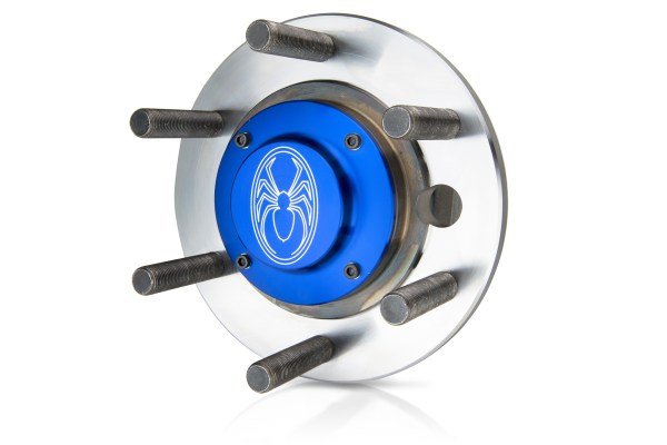 """Spidertrax Ultimate Unit Bearing (6 on 6-1/2"""" x 5/8"""" Studs x 35 Spline)"""