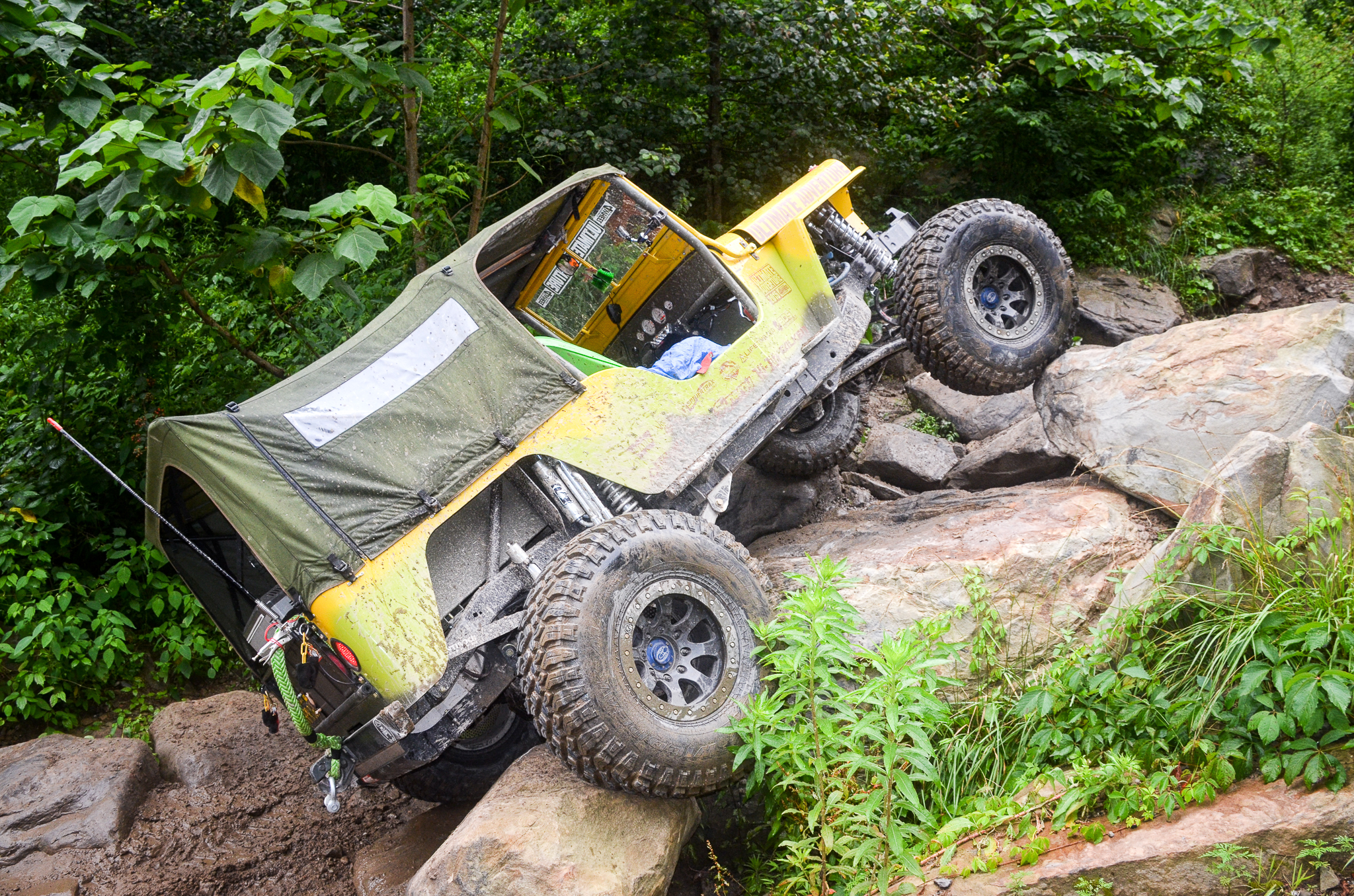 The Spidertrax Blog Ultimate Summer Camp Jeep