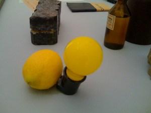 Einige Capri Batterien sind auch in Vitrinen-Arbeiten aufgegangen