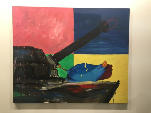Martin Kippenberger für 2 Mio USD  - sold -