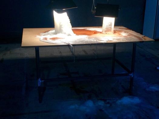 PSM Berlin bewies mit einer beeindruckenden Installation von Marilia Furman einmal mehr Gespür für Qualität.
