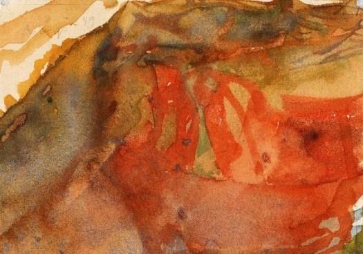 Diese nur ca. 15x20 cm messende Arbeit von Beuys aus 1949 erzielte in der Weihnachtsauktion 2015 bei Van Ham in Köln bei einer Taxe von 15 TEUR ein Ergebnis von 166 TEUR