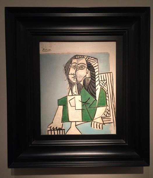 Ein Picasso wie er schöner kaum sein könnte. Hier sogar noch im höheren einstelligen Millionen Euro Bereich.