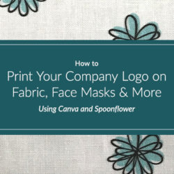 how to design a fabric research poster