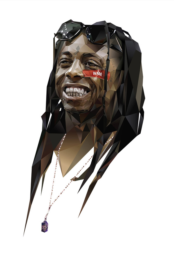Lil Wayne by Ryan Barber