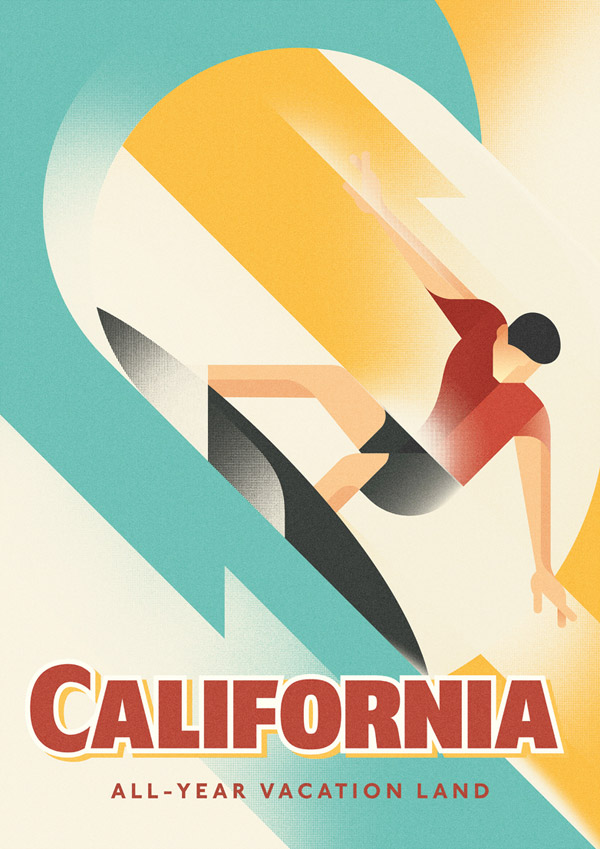 Travel Posters by Radio