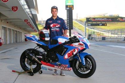 Cameron Peterson M4-Sportbiketrackgear.com