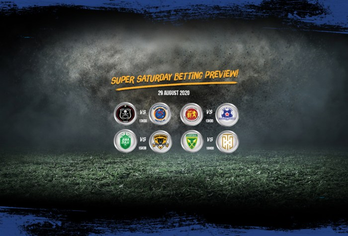 PSL Super Saturday