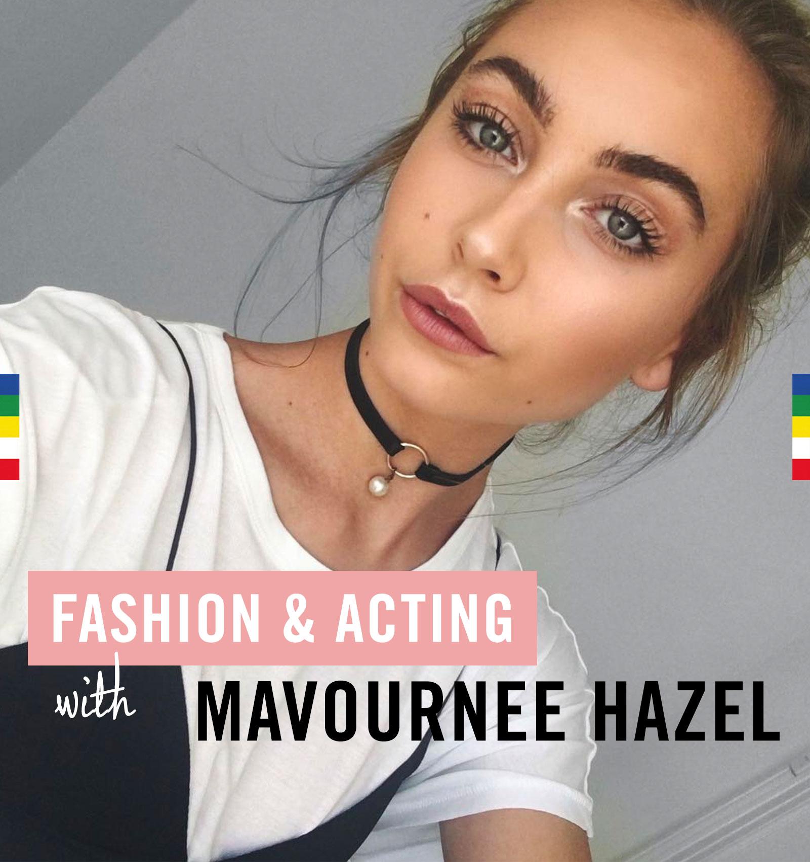 Hazel  nackt Mavournee Former Neighbours