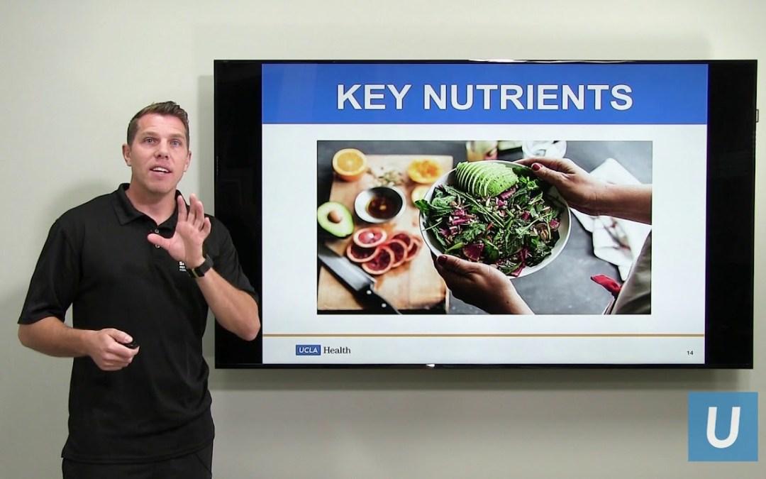 The Power of Nutrition | Luke Corey, RD, LDN | UCLAMDChat