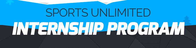 Sports Unlimited Internship Program – Winter 2014