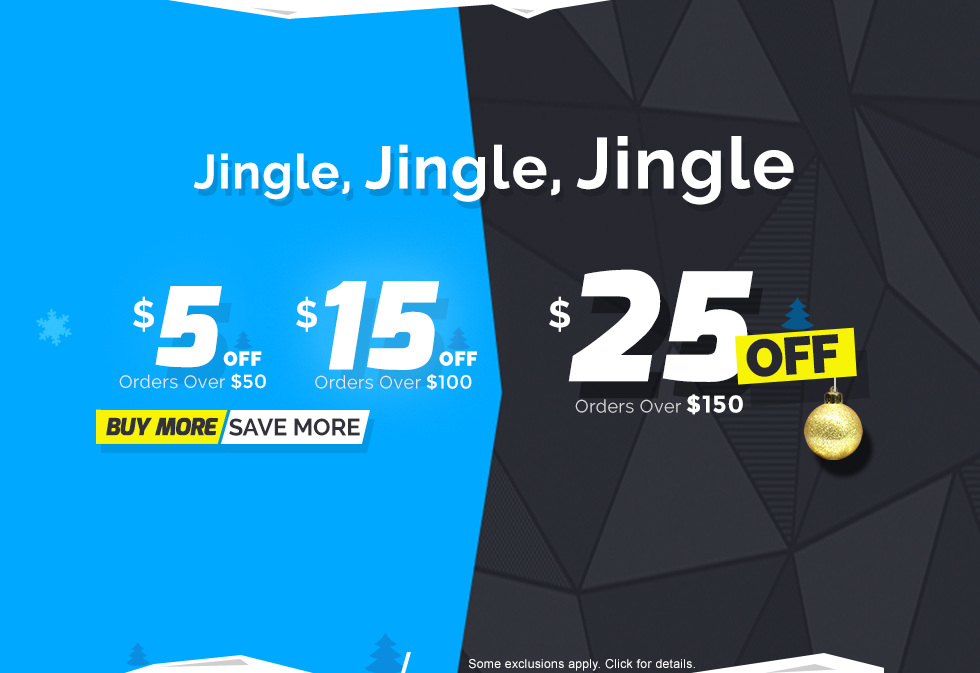 Jingle Jingle Jingle – Holiday Sale