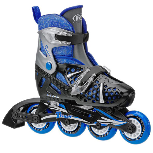 Roller Derby Tracer Adjustable Inline Skates – They Grow with your Boys