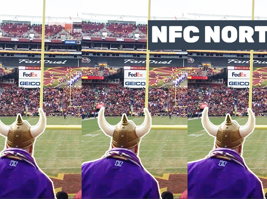 BEST TIME TO VISIT YOUR TEAM NFC NORTH