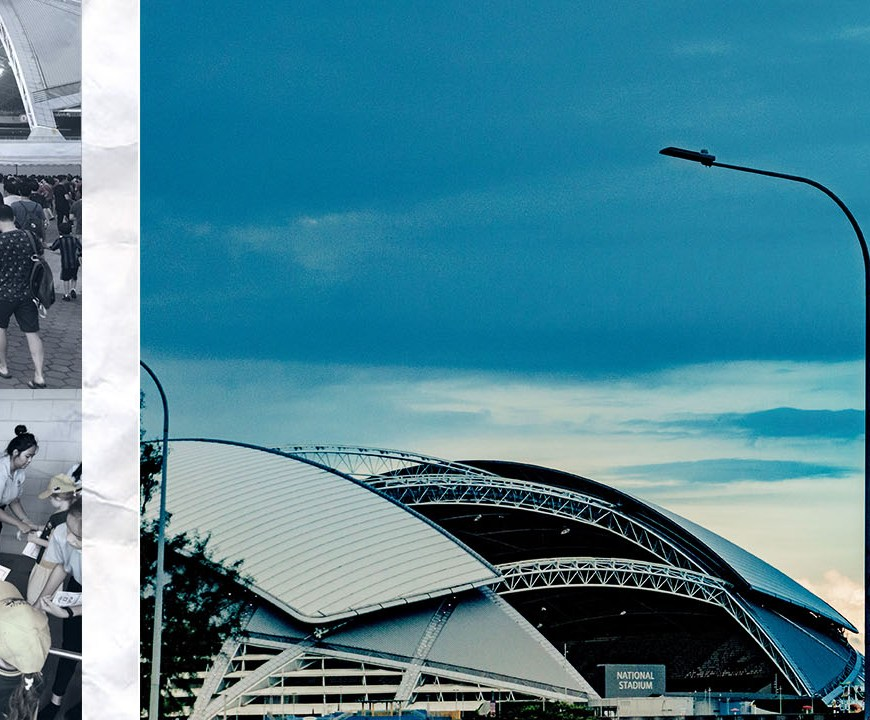 Singapore National Stadium Visitor Guide Australia -2020