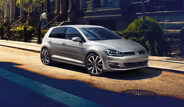 VW-Golf-hatchback