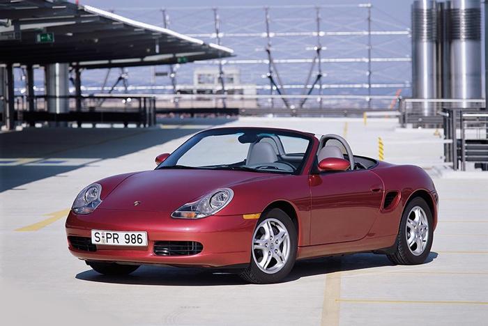 Porsche Boxster (1997- 2004)