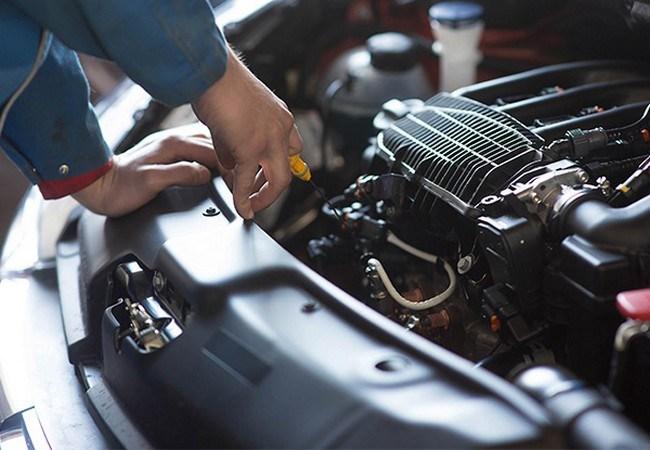 inspekcja silnika