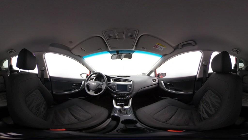 Kia Ceed 2018 Interior