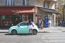 Fiat 500, czyli typowo miejskie auto