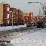 united center parking wolcott and maypole street