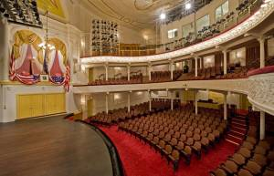 fords theatre parking