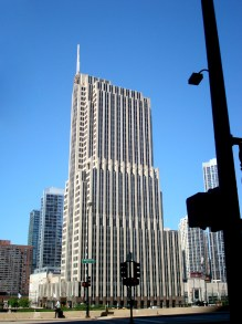 NBC Tower Chicago parking