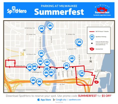 summerfest-parking-map