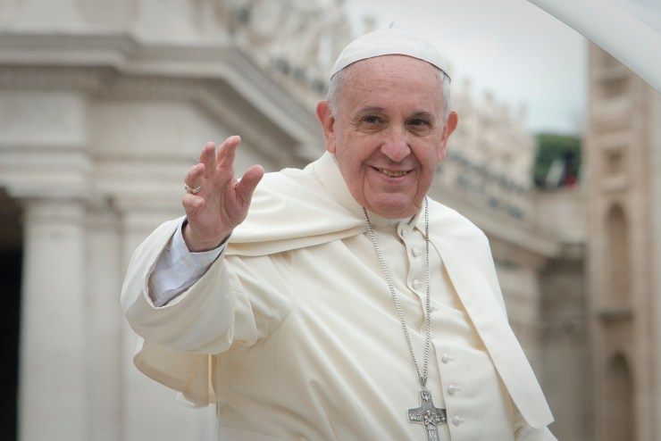 Pope Francis' NYC Visit Street Closures, Pope Schedule,