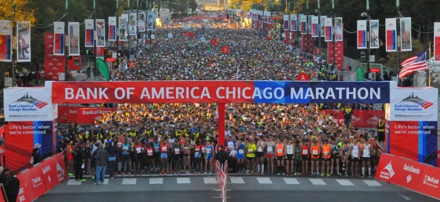 Chicago Marathon Spectators' Guide