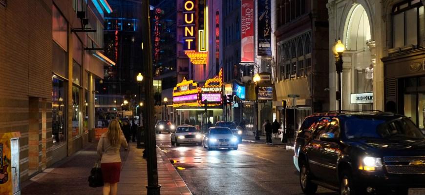 Boston Theater District Parking