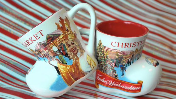 Christkindlmarket Chicago Boot Mug