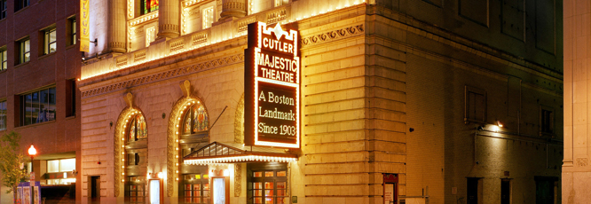 Cutler Majestic Theater Parking