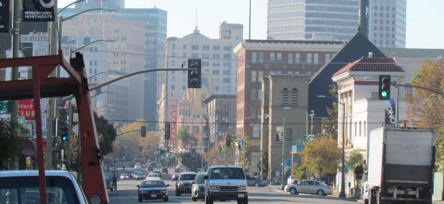 Oakland driving