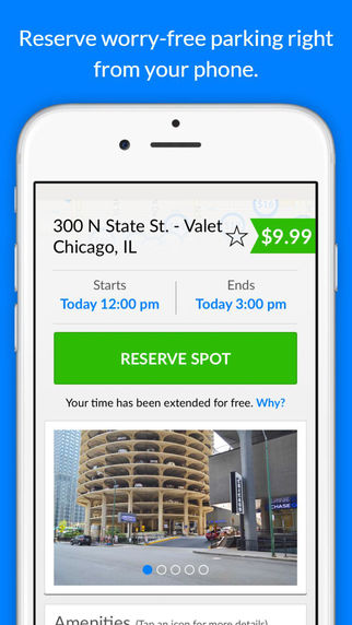 Well, first find a good parking slot! Choose the professional services from Spot Hero. With the promotional code, you can save $7 on your parking spot when reserving! Hurry up and get this offer! Success Rate: 0%. Submitted: By Tapman.