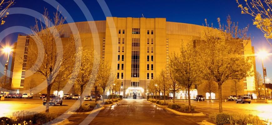United Center parking