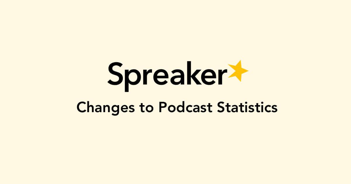 Spreaker's statistics are becoming IAB Tech Lab certified - Spreaker Blog