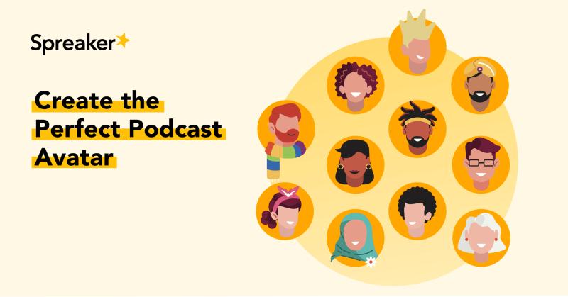 Create perfect podcast avatar