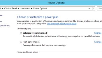 "SQL SERVER - Using ""High Performance"" Power Plan for SQL Server notes-95"