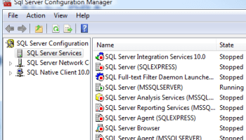 SQL SERVER - Be Careful with Logon Triggers - Don't use Host_Name disableservices