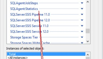 SQL SERVER - How to use Procedure sp_user_counter1 to sp_user_counter10 lodctr-01