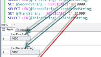 SQL SERVER - Finding the Occurrence of Character in String