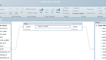 SQL SERVER - A Quick Look at expressor Data Quality Solutions ruleseditor3