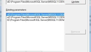 SQL SERVER - Denali - Improvement in Startup Options startupparam