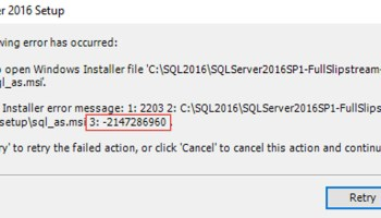 SQL SERVER - Setup / Installation Error - Updating Permission Setting for File ResumeKeyFilter.Store Failed install-miss-01