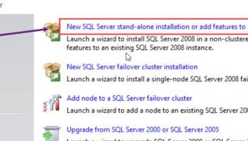 SQL SERVER - Installing SQL Server Management Studio 2016 - Step by Step ssms-missing-01