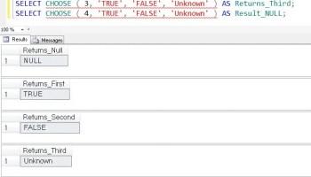 SQL SERVER - Find Weekend and Weekdays from Datetime in SQL Server 2012 choose